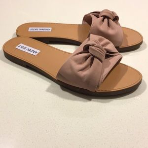 3db9bc8820a Steve Madden Shoes - Steve Madden Women s Knots Bow Sandals